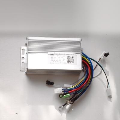 Контроллер 24 вольта 450 ватт для бесколлекторного двигателя или мотор-колеса