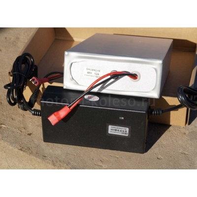 Литиевый аккумулятор Li-Ion shuangye 48В 10Ач