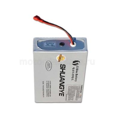 Литиевый аккумулятор для электровелосипеда Li-Ion shuangye 48v