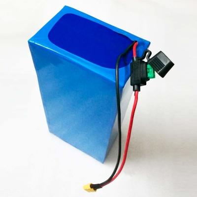 Литий-железо-фосфатный аккумулятор LiFePO4 48V 15,6Ah