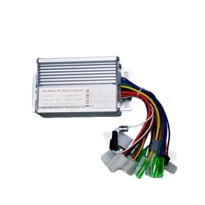 Контроллер 24В 500Вт BLDC для электровелосипеда