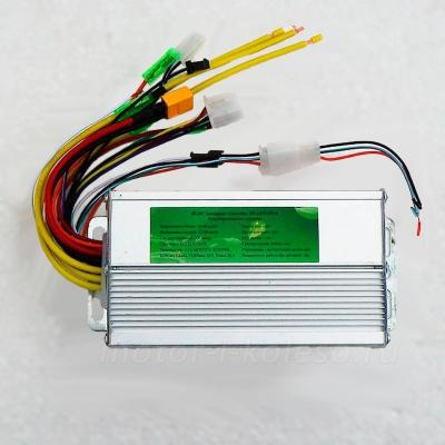 Контроллер 48V 12fet (dual-mode) бесщеточный