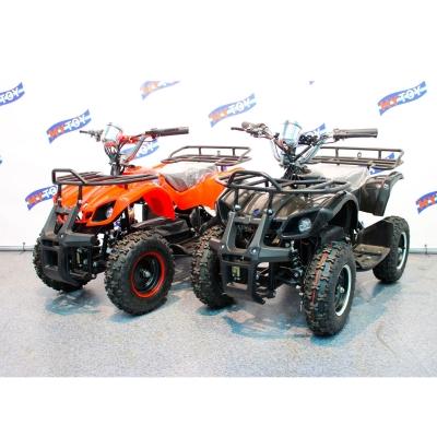 Детские электроквадроциклы Mytoy 800N красный, черный