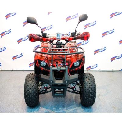 Mytoy 800D - электроквадроцикл для детей, подростков и взрослых до 120 кг.