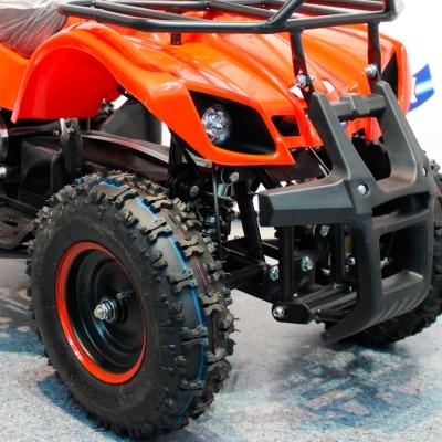 Передняя пружинная рычажная подвеска электроквадроцикла Mytoy 800N