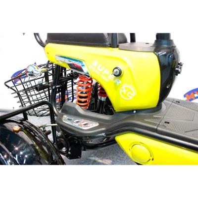 Мощная задняя подвеска Mytoy 500D