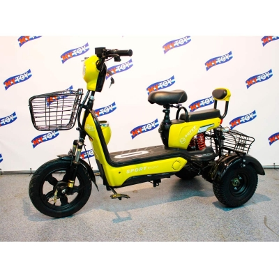 Электротрицикл 48В 500Вт Mytoy 500D