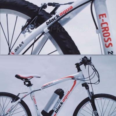 Тормоза V-brake электровелосипеда Black Aqua E-Cross 2611 D/V (E-XC)