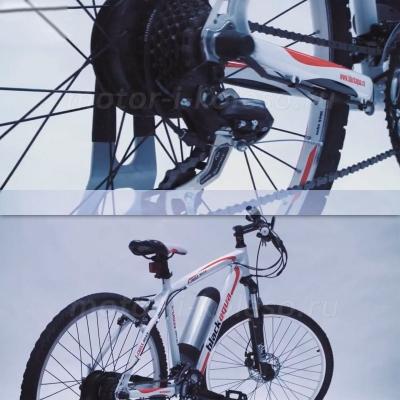 Заднее мотор-колесо 250w 36v Black Aqua E-Cross 2611 D/V