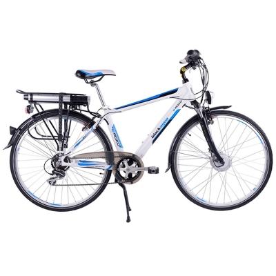 Электровелосипед Black Aqua E-Road 700С (E-City 2813 V)
