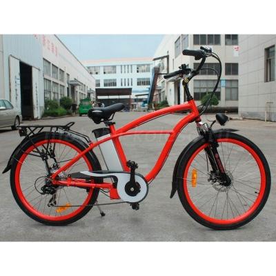 Электровелосипед Круизер 350 Вт 36В для дачника