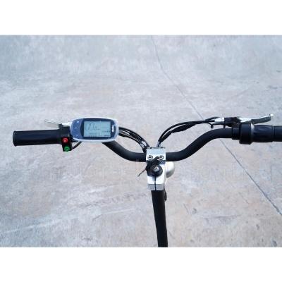 EVO MK-02 руль с ЖК дисплеем