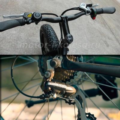 Руль, Shimano 7 скоростей электро фэтбайка Defiant
