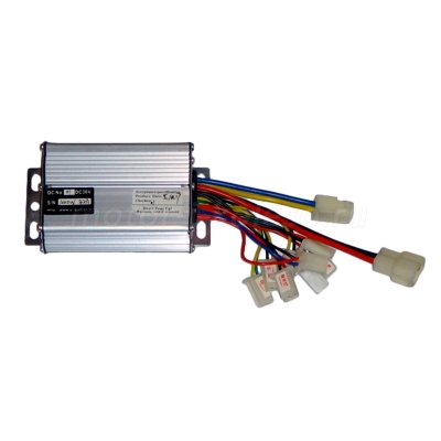Контроллер 36V 1000W Turbo (коллекторный) для электросамокатов Rhino, Omaks
