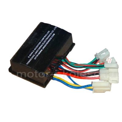 Контроллер 24V 500W коллекторный