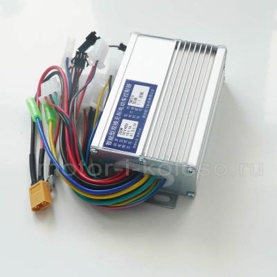 Контроллер SM-310 36-48В бесколлекторный для электровелосипеда, электросамоката, BLDC электромотора