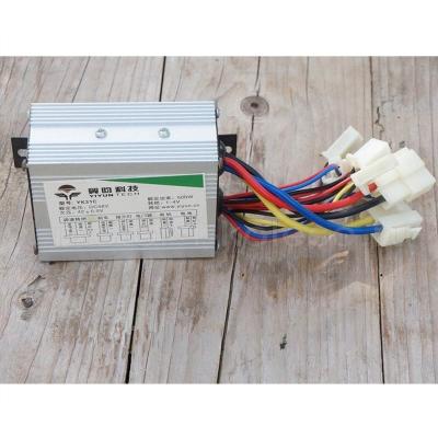 Контроллер YK31C коллекторный мотор 48В 500Вт