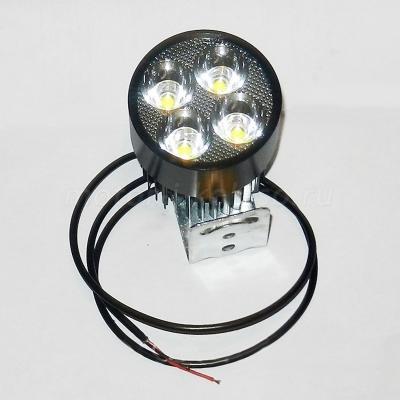 LED фара 20 ватт электросамоката Headway и EVO
