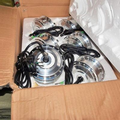 Мотор-колесо A85 36v 350w хабы в коробке