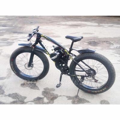 Fatbike с веломотором Kometa 49cc