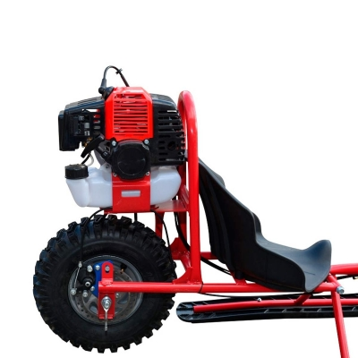 Мотор детского снегоката 49 cc