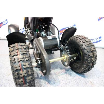 Мотор 800w и задняя подвеска электроквадроцикла Mytoy 800A