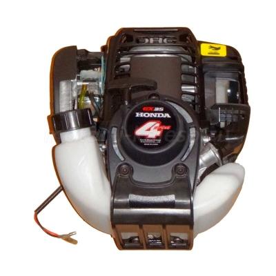 Honda-GX35 двигатель четырехтактный, бензиновый