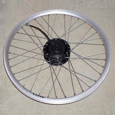 """Мотор-колесо для велосипеда, переднее, в ободе 26"""""""