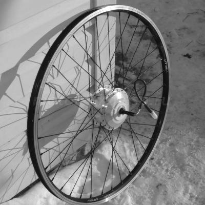 Мотор-колесо A100 36v 350w безредукторное 26 дюймов