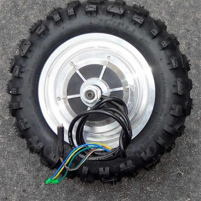 Мотор-колесо 48v 800w безредукторное