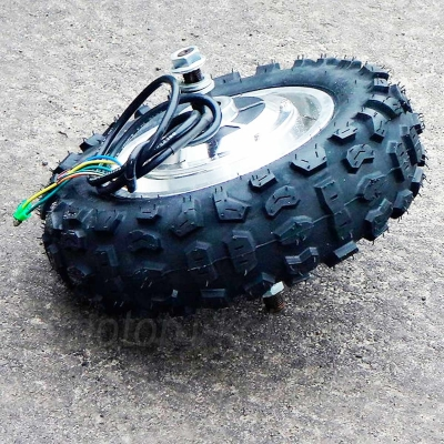 Мотор-колесо для электросамоката EVO MK-02, безредукторное