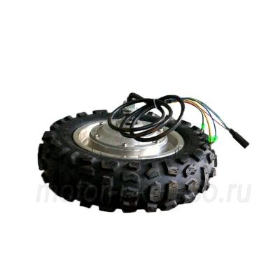 "Мотор-колесо 48v 800w 12"", по диску 6,5"""