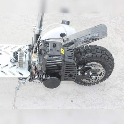 Двигатель 49сс мотосамоката Термит