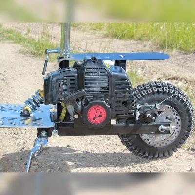 Самокат Вектор-3 с мотором 49cc