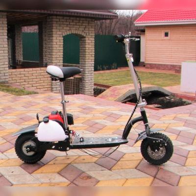 Мотосамокат Вектор-4 взрослый 120 кг