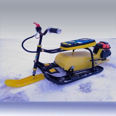 Снегоход детский 50cc с гусеницей Компакт