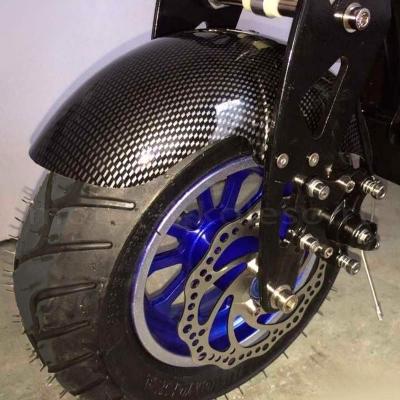 Электросамокат omaks переднее колесо
