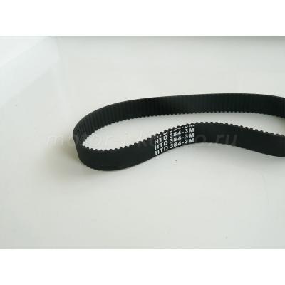 Зубчатый ремень HTD 384-3M-12приводной для электросамокатов