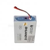 Литиевый аккумулятор для электровелосипеда Li-Ion shuangye 48v-10ah
