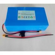 Литий-ионный аккумулятор Li-ion 48V 18Ah для скутеров
