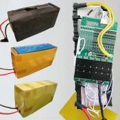 Литий-ионный аккумулятор Li-Ion 36V 13Ah с качественной BMS