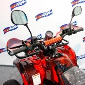 Расположение на руле электрического квадроцикла Mytoy 800D