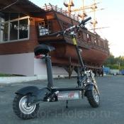 Электросамокат с мотор-колесом EVO MK-01