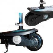Электросамокат CD-10S заднее колесо с ременной передачей и тормоз