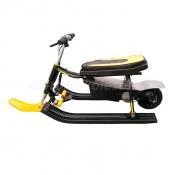 Снегокат для детей с мотором (электроснегокат Умка, 250Вт)