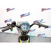 Руль электрического трицикла 500D