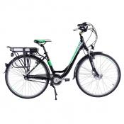 Электровелосипед Black Aqua E-City 2823 V