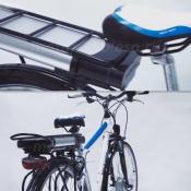 Электровелосипед 36В 240Вт Black Aqua E-Road 700С
