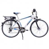 Электровелосипед Black Aqua E-Road 700С