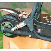 Усиленная рама электросамокат ES-03